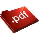 לוגו קובץ PDF