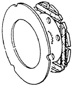 לוגו מערכת בלמים